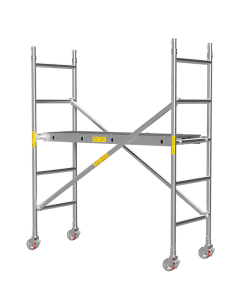 Aluminium Mobile Tower Scaffold Short Series SH-13