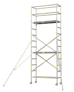 Aluminium Mobile Tower Scaffold Short Series SH-42