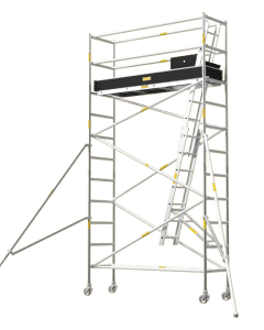 Aluminium Mobile Tower Scaffold Narrow Series NA-38