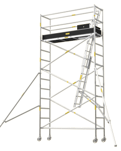 Aluminium Mobile Tower Scaffold Narrow Series NA-42