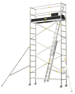 Aluminium Mobile Tower Scaffold Narrow Series NA-46