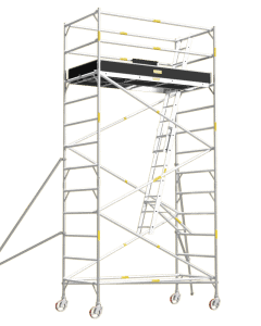 Aluminium Mobile Tower Scaffold Wide Series WI-42