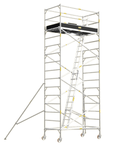 Aluminium Mobile Tower Scaffold Wide Series WI-54