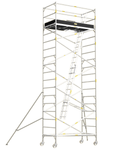 Aluminium Mobile Tower Scaffold Wide Series WI-62
