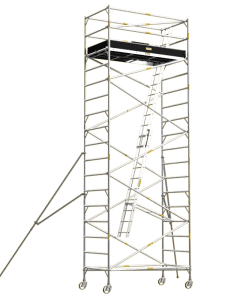Aluminium Mobile Tower Scaffold Wide Series WI-62 Plus